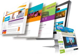 Illustration communication web et print